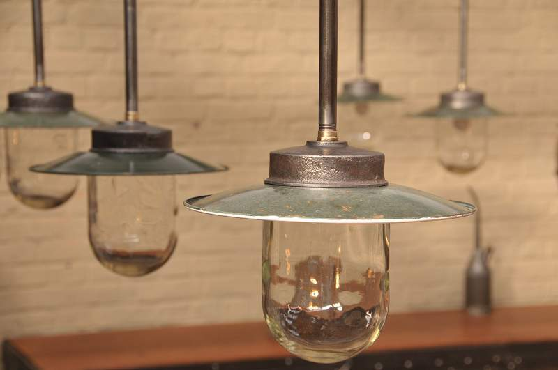 Picture of: Vintage Industrial Pendant Lighting