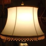 Vintage Lamp Shades With Fringe