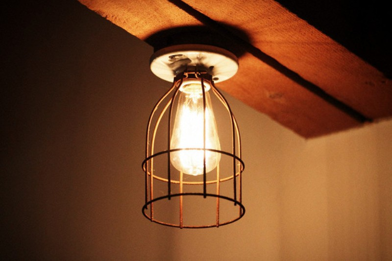 Picture of: Vintage Look Pendant Lighting