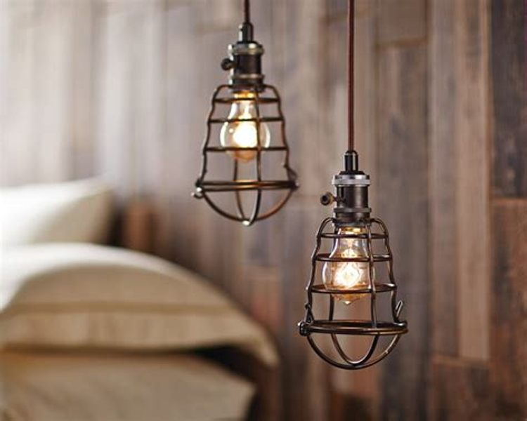 Picture of: Vintage Looking Pendant Lighting