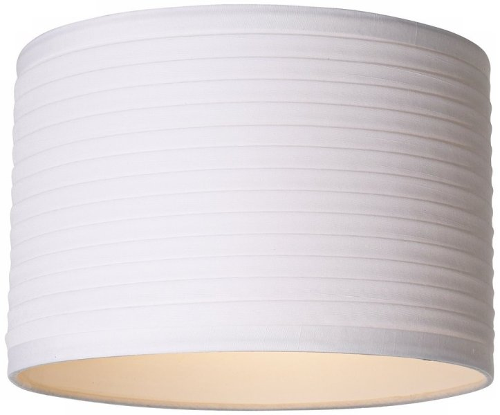 Image of: White Drum Lamp Shade Ideas
