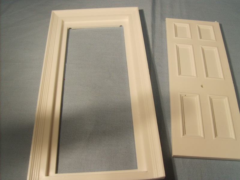 Picture of: 6 Panel Door With Frame