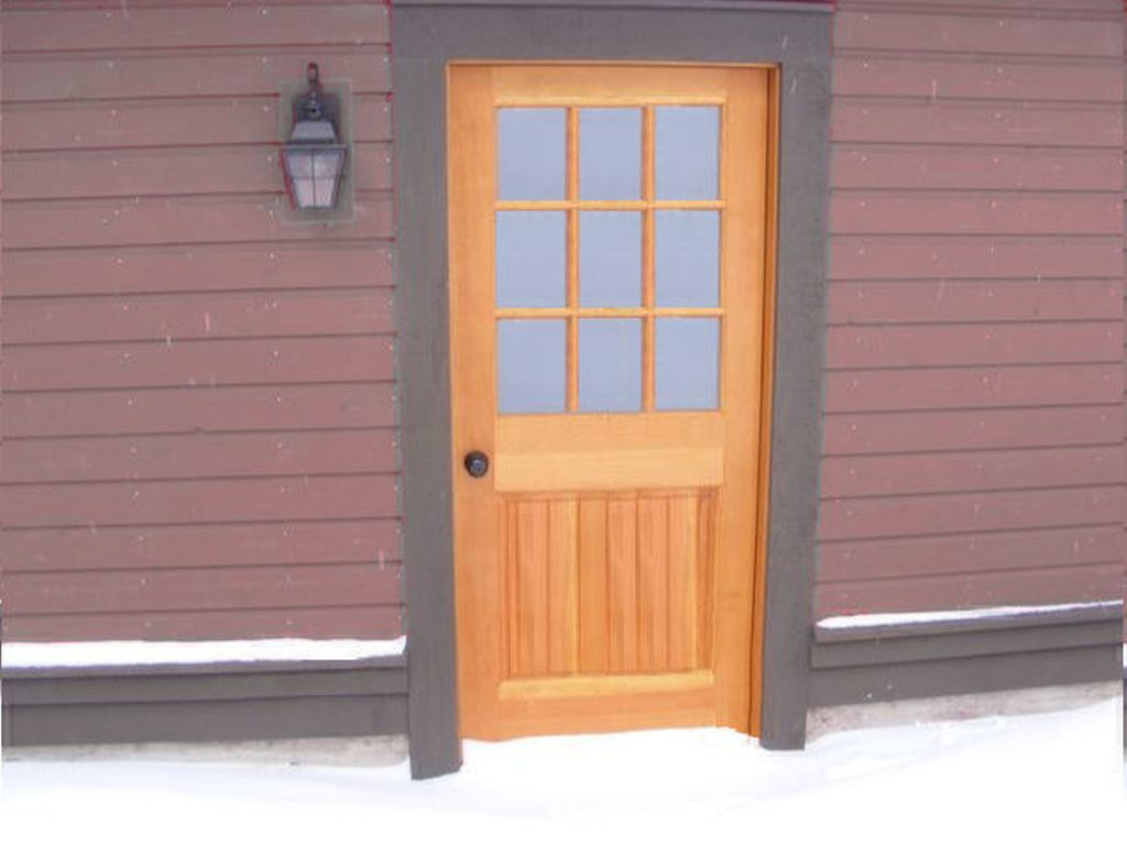 Image of: 6 Panel Interior Doors Mobile Home