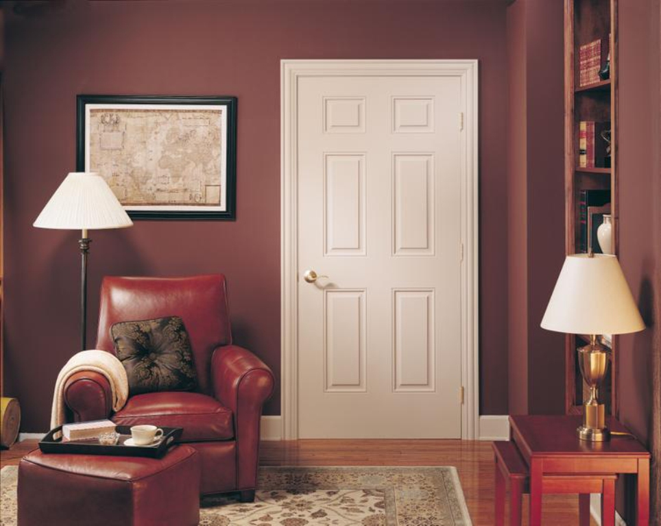 Image of: 6 Panel Interior Doors Prehung