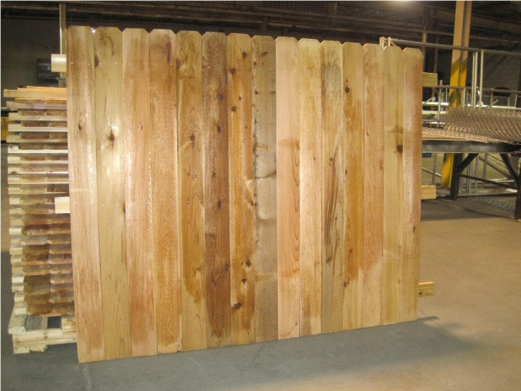 6×8 Wood Fence Panels Pinellas Park