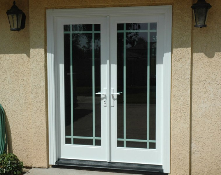 Awesome French Door Panels