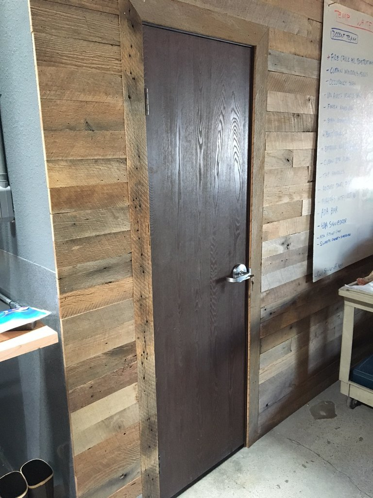 Awesome Reclaimed Barn Wood Paneling