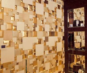 Awesome Wood and Metal Wall Panels