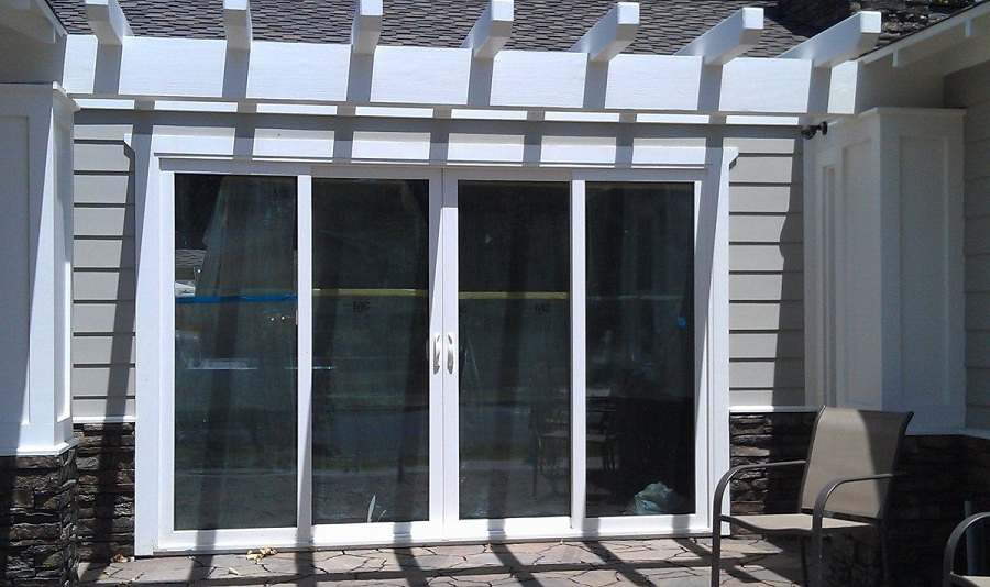 Image of: Best Patio Door Panels