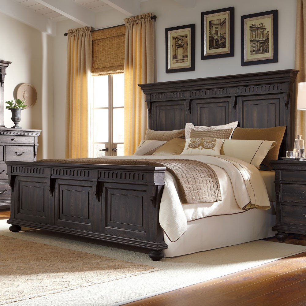 Best Wood Panel Bed