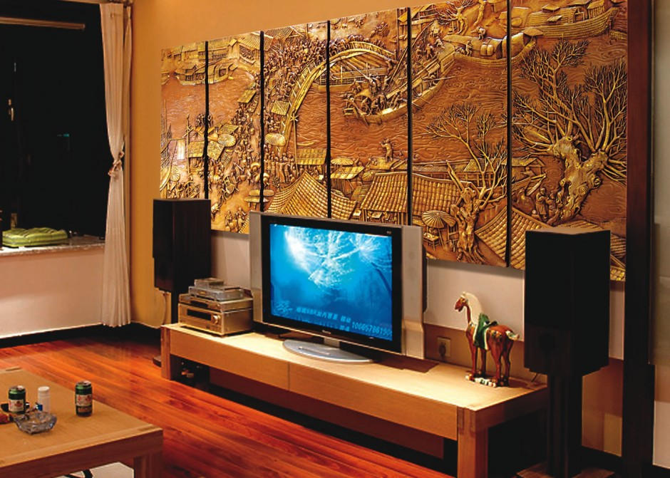 Best Wood Panel Wall Art Style
