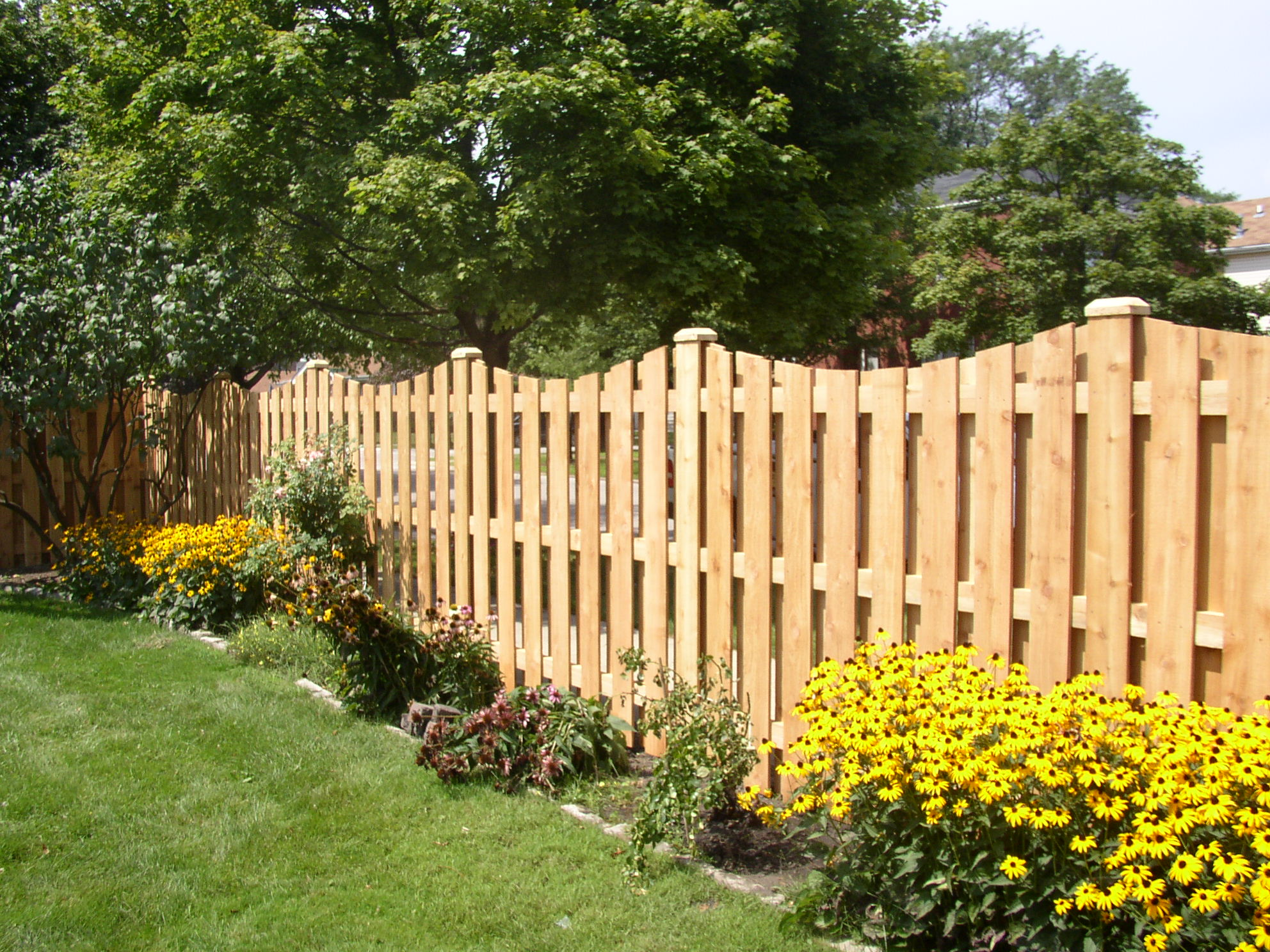 Best Wood Picket Fence Panels