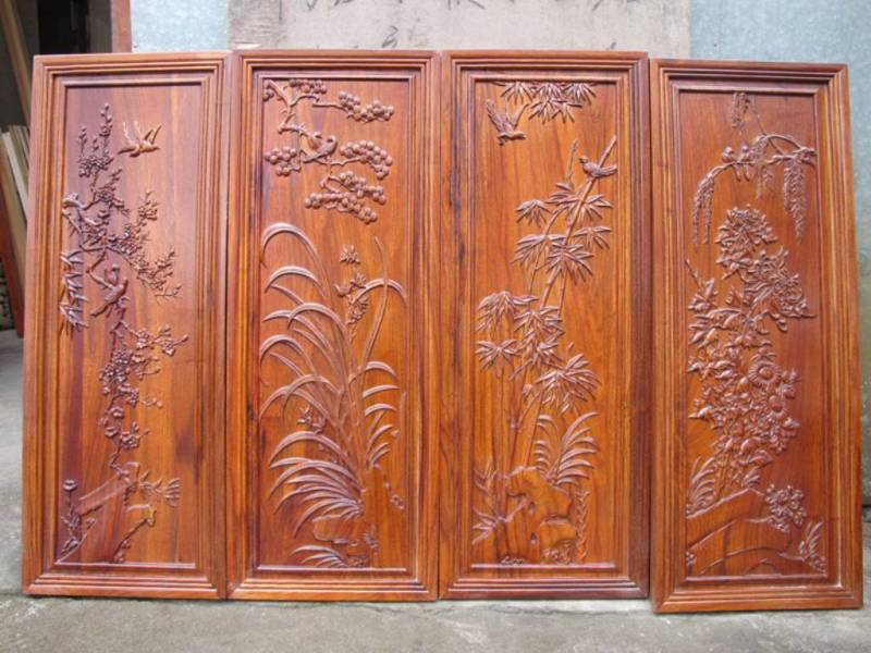 Carved Wood Panels Popular