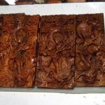 Carved Wood Panels Style