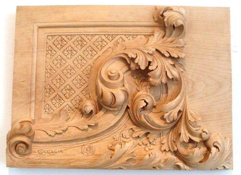 Carved Wood Wall Panel Best