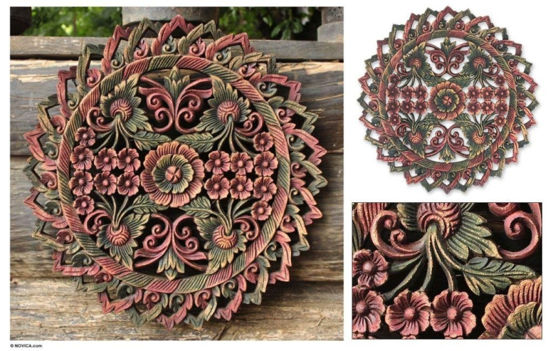 Carved Wood Wall Panel Popular