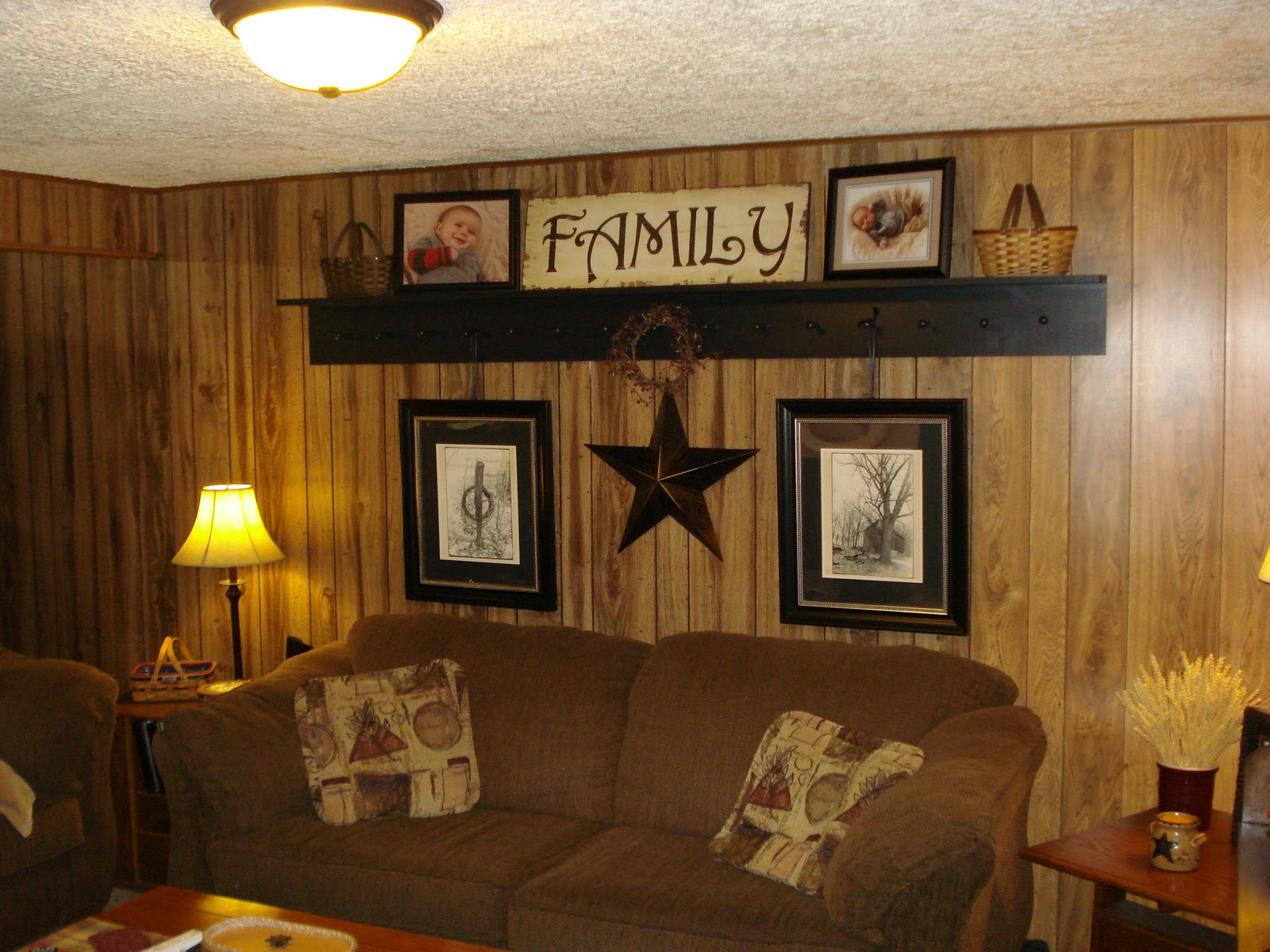 Image of: Cheap Wood Paneling Trends