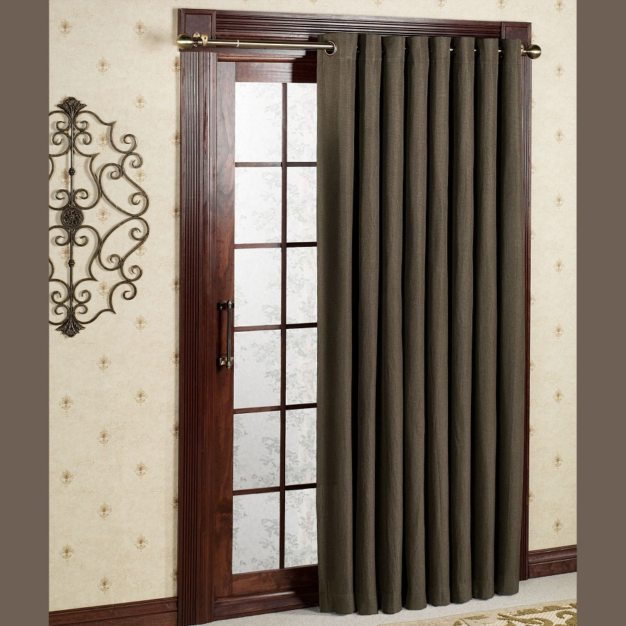 Image of: Cool Patio Door Panels