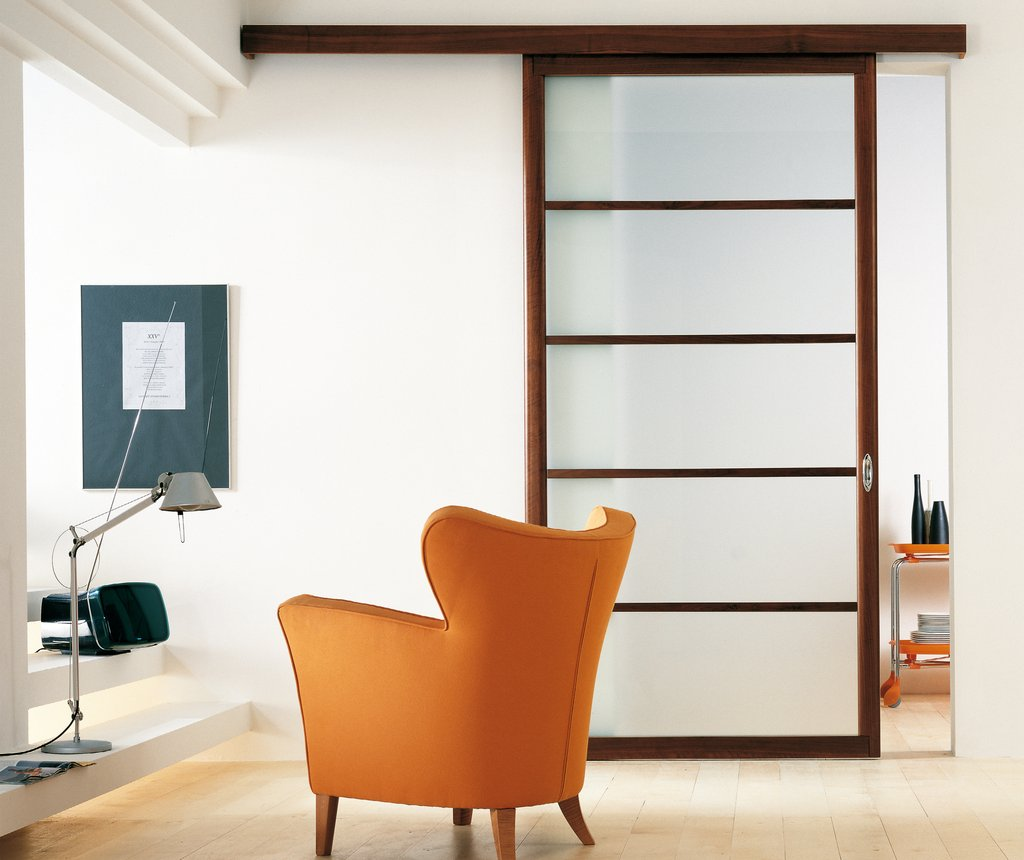 Image of: Cool Sliding Door Panels
