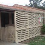 Creative Wood Lattice Panels