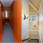 Cute Paint Over Wood Paneling