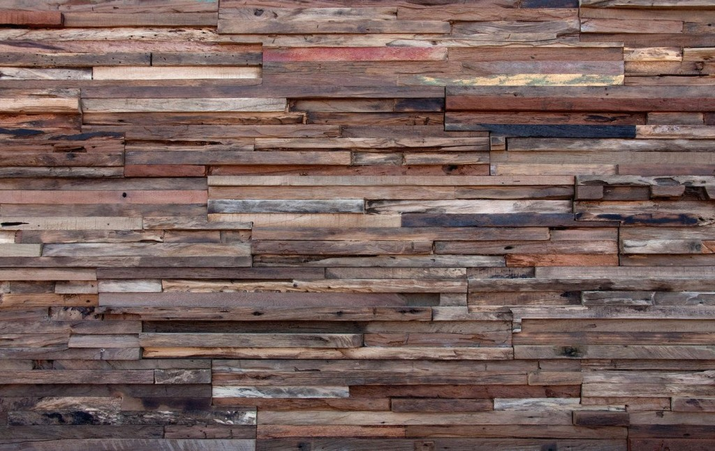 Decorate Faux Wood Panels Design