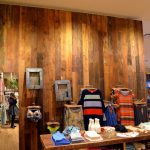 Distressed Wood Paneling Color