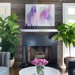Distressed Wood Wall Panels Decor