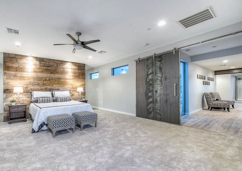 Image of: Distressed Wood Wall Panels Header