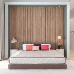 Distressed Wood Wall Panels Home