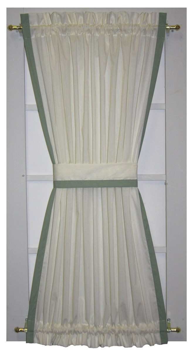 Door Panel Curtain Patrio