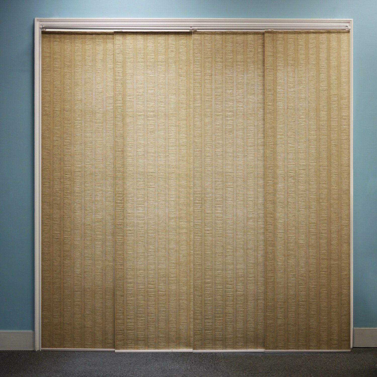 Door Panel Curtain Tips