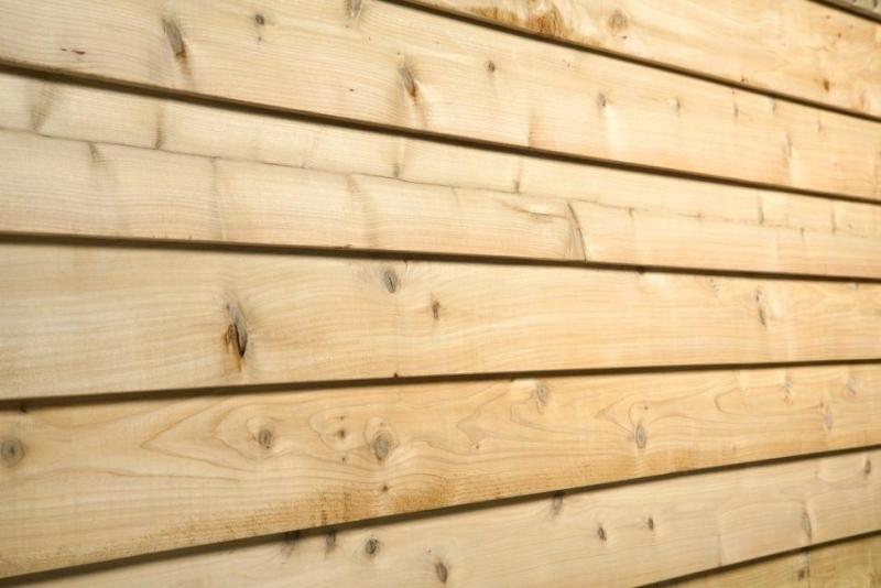 Picture of: Exterior Siding Wood Panels
