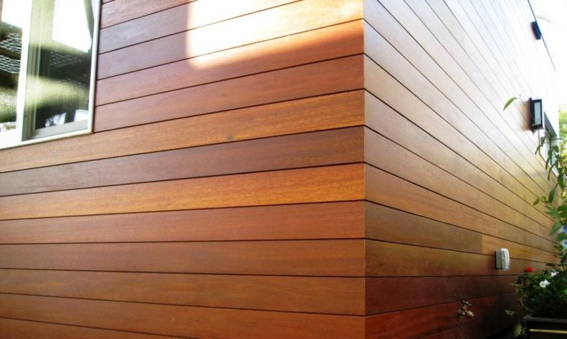 Exterior Wood Paneling Picture