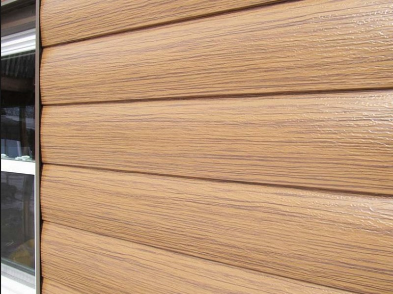 Picture of: Exterior Wood Siding Panels Cover