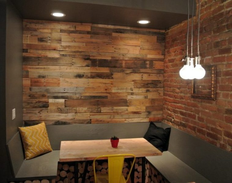 Picture of: Fake Wood Paneling Interior Design