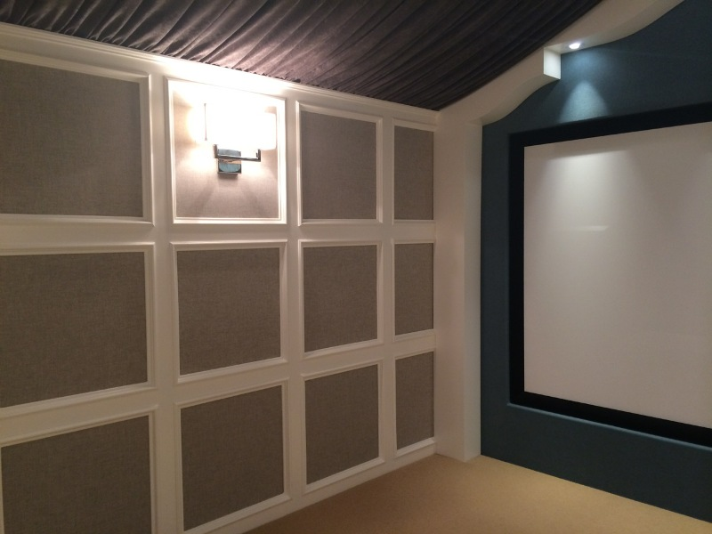 Image of: Fake Wood Paneling Makeover