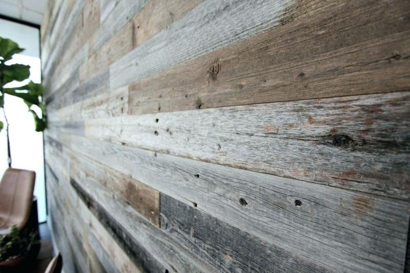 Faux Barn Wood Paneling For Walls Canada