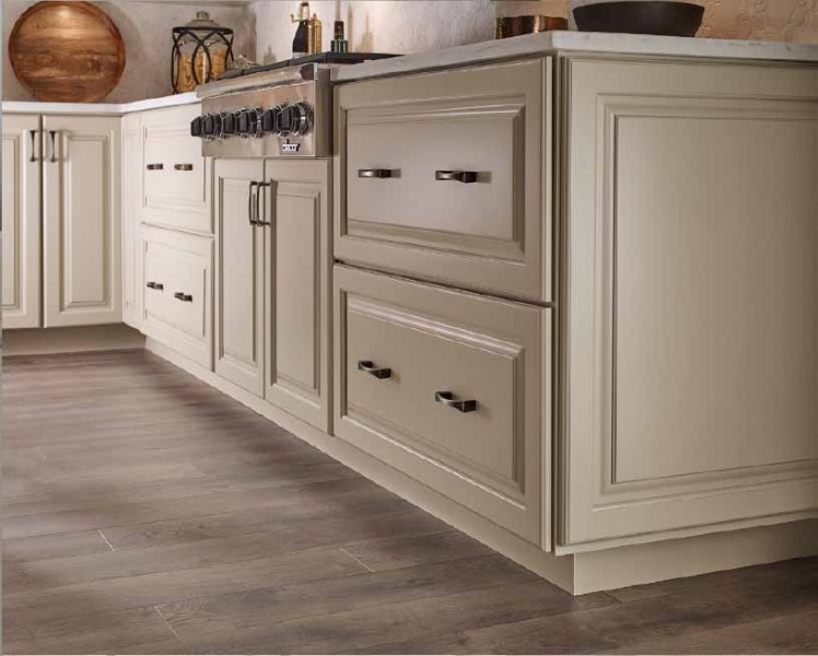 Image of: Faux Recessed Panel Cabinet Doors