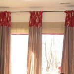 French Door Panels With Velcro