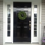 Front Doors with Side Panels Design Ideas