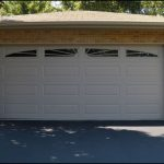 Garage Door Panel With Windows Design