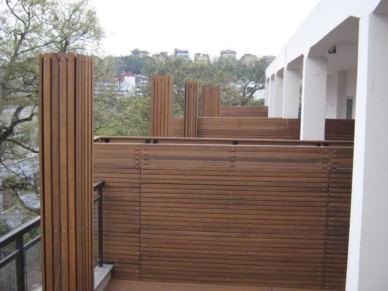 Great Wood And Metal Wall Panels
