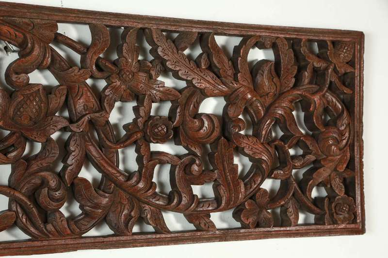 Hand Carved Wood Panels