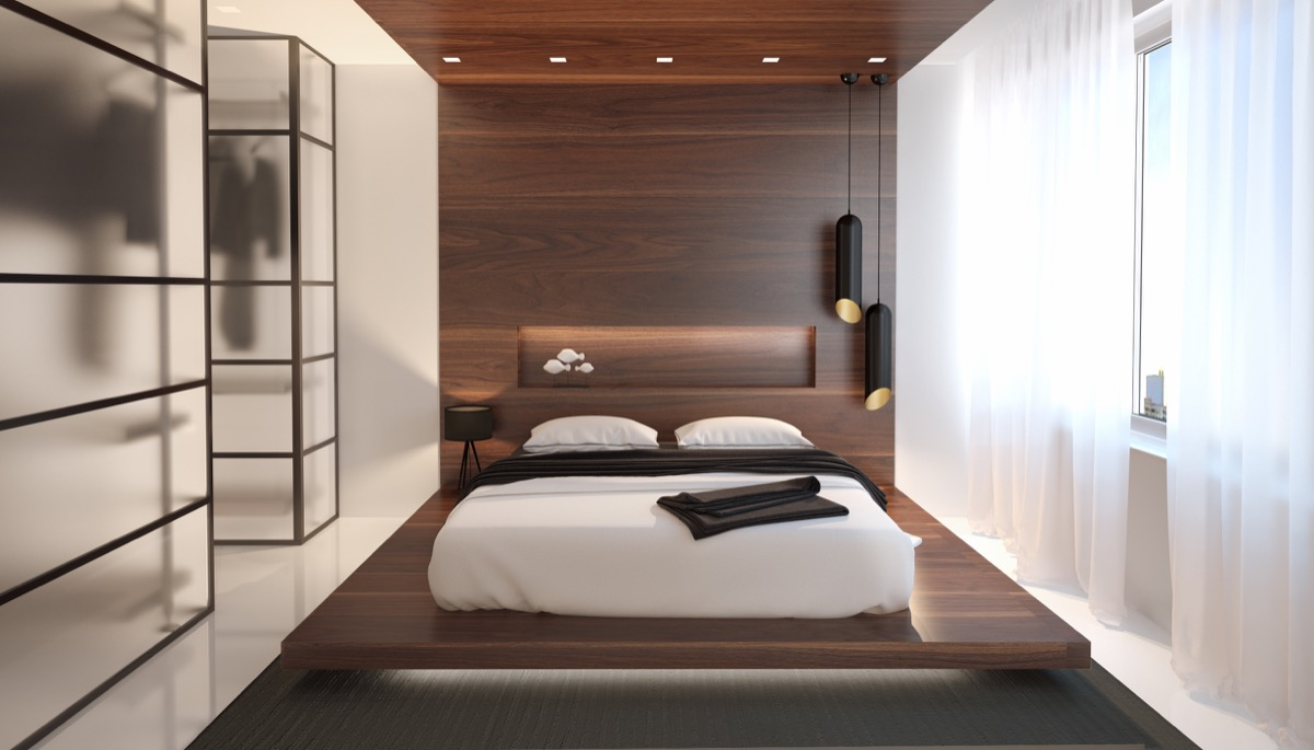 How To Make Wood Wall Paneling Look Modern
