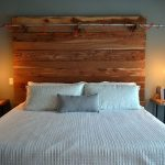 Ingenious Wood Panel Headboard