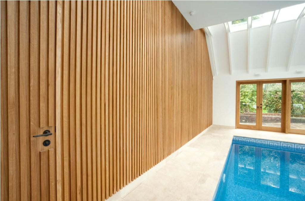 Interior Wood Wall Panels Design