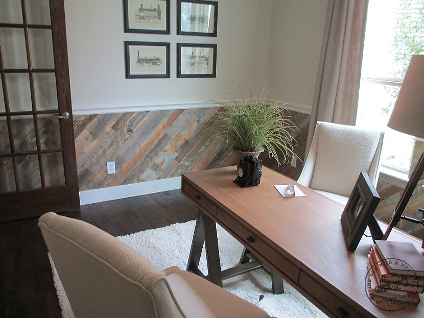 Lumber Faux Wood Wall Panels