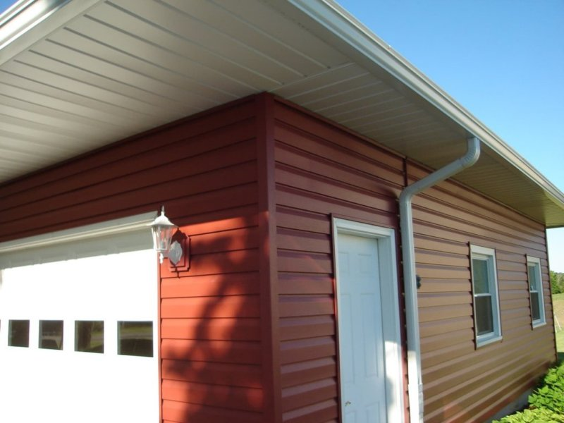 Picture of: Menards Exterior Wood Siding Panels