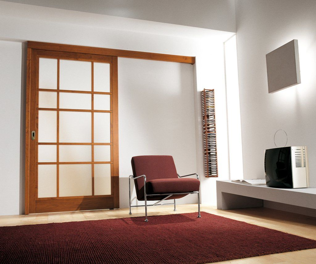 Image of: Modern Sliding Door Panels